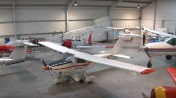 Vliegtuigmonteur, hoe werkt dat?